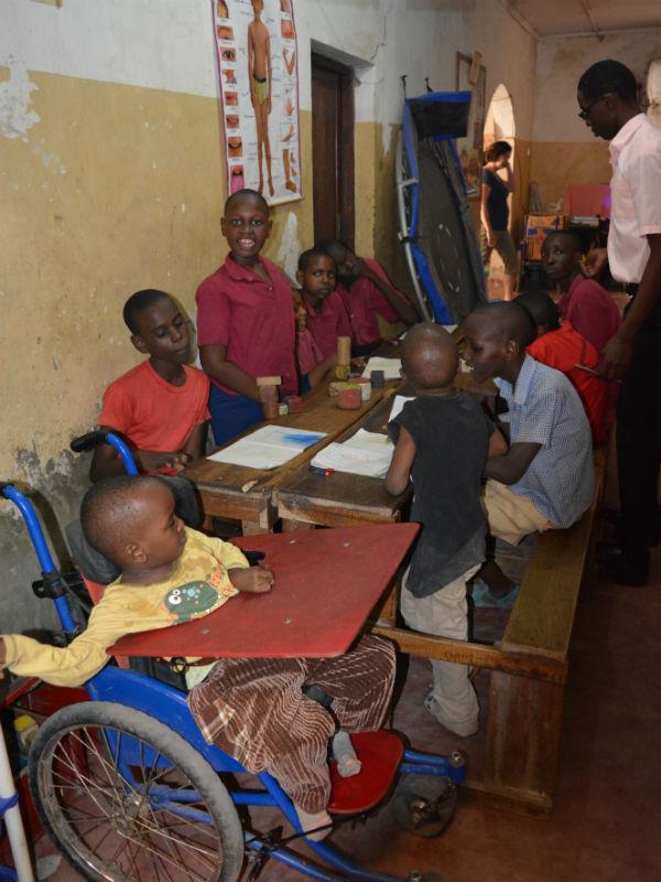 Leerkrachten speciaal onderwijs in Mombasa